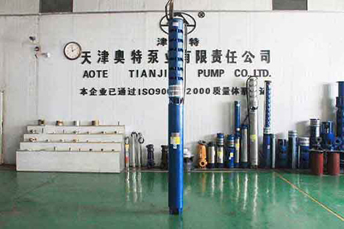 250QJR热水潜水泵