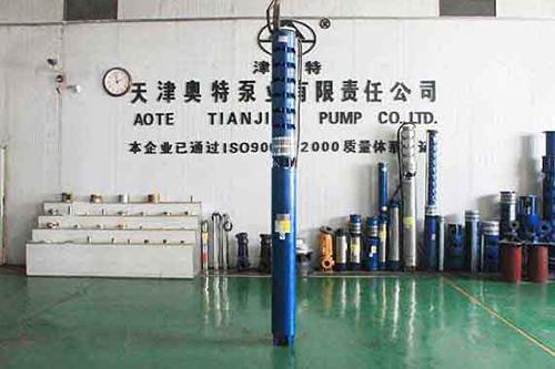 200QJ深井潜水泵