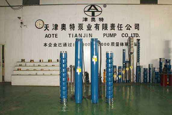 300QJ深井潜水泵