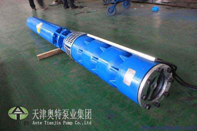 350QJ深井潜水泵