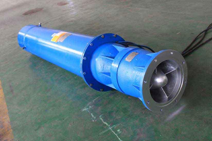400QJ深井潜水泵
