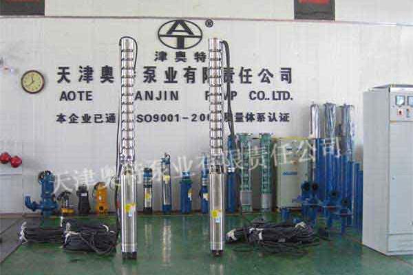 200QJ不锈钢潜水泵