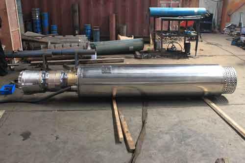 中交第三航务-海水潜水泵