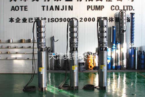 250QJ不锈钢潜水泵
