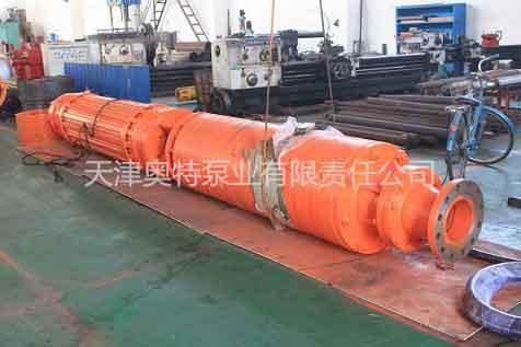 ZPQK自平衡矿用潜水泵
