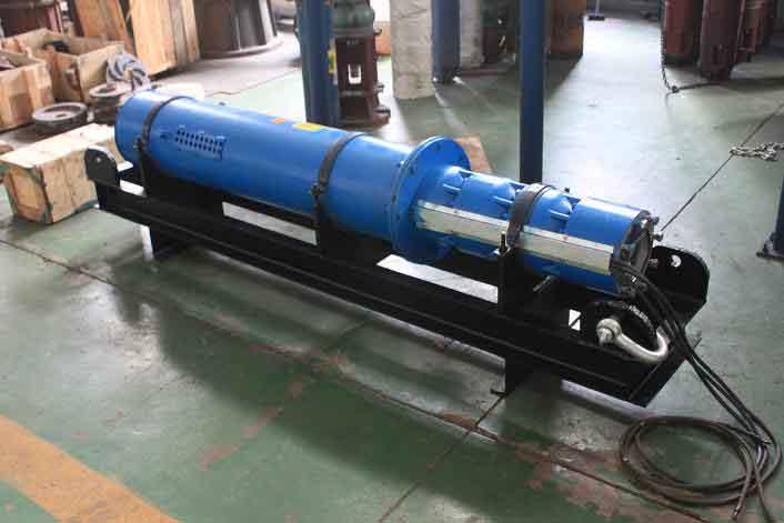 卧式潜水泵升级了!水泵加水包,让水泵更耐用,质量好,价格优惠