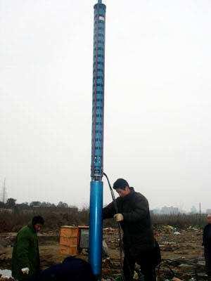 热水井用潜水泵厂家如何保养,质量好,价格优惠