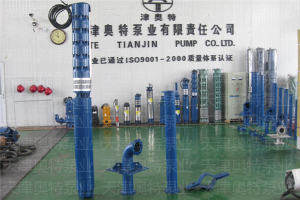 浮筒式漂浮式潜水泵水库使用现场安装视频